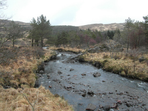 Isle of Rum - River Kinloch by nicgee