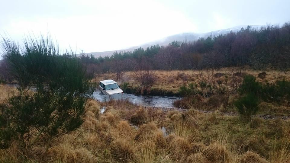 river car