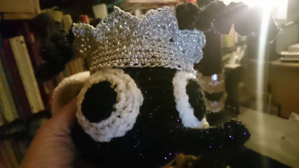 crowned midge